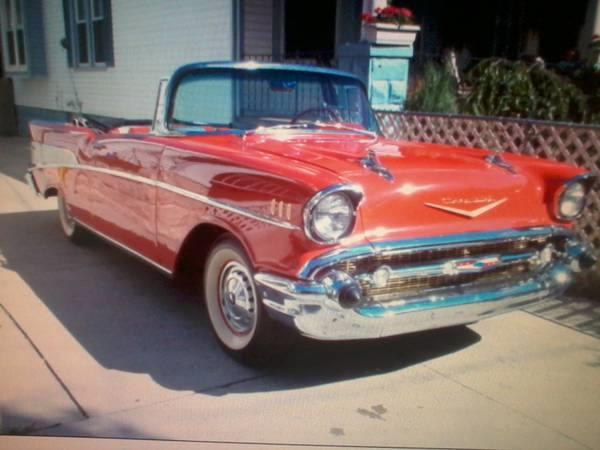 Listing Of Craigslist 1957 Chevy For Sale Look To Save Big