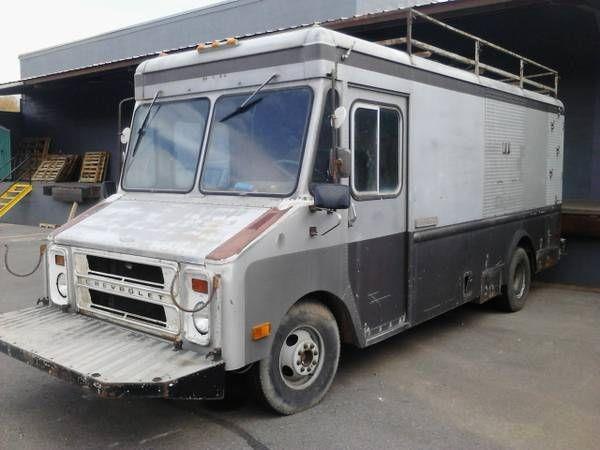 Chevy P10 Step Van For Sale Carsforsale.com Search Results