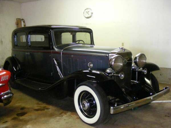 1932 Cadillac LaSalle