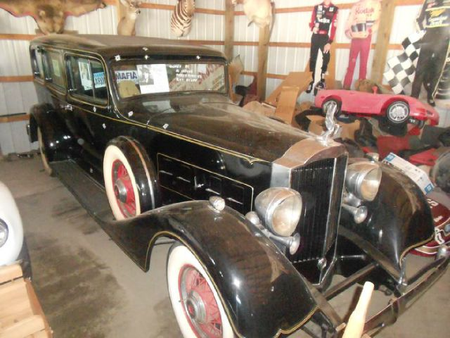 1934 Packard Limo for sale in CADILLAC MI