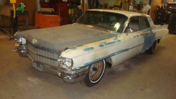 1963 Cadillac DeVille