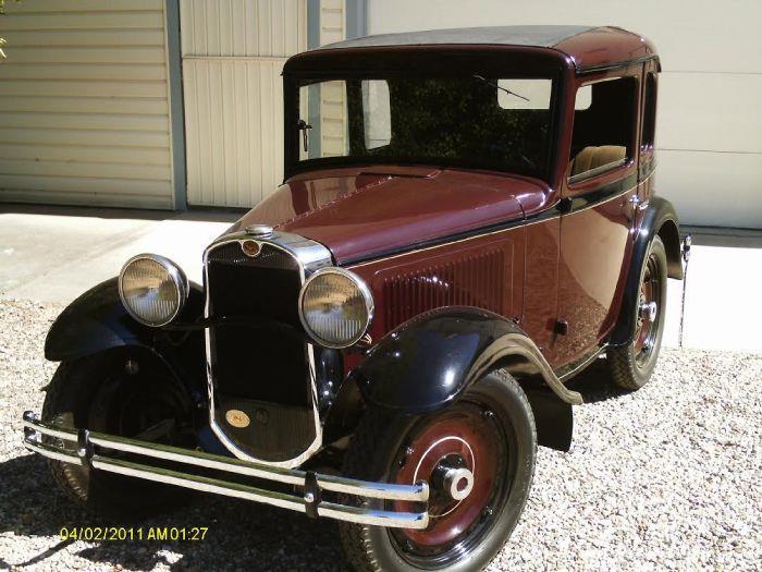 1933 American Austin