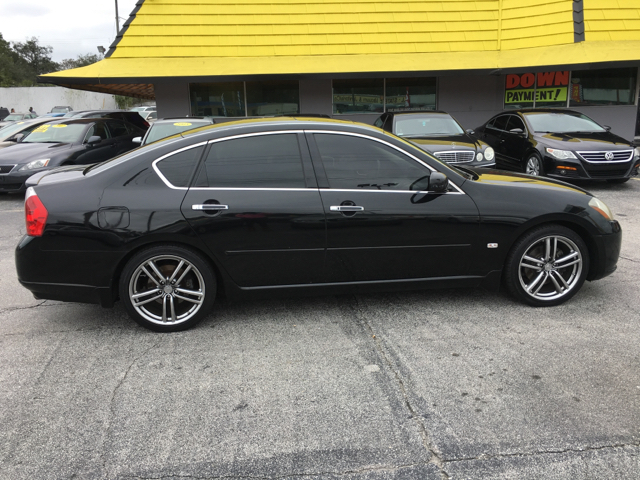 2007 infiniti m45 sport 4dr sedan in jacksonville fl. Black Bedroom Furniture Sets. Home Design Ideas