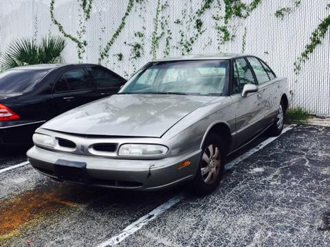 1996 Oldsmobile Eighty-Eight for sale in Jacksonville, FL