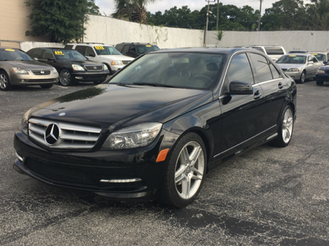 2011 Mercedes-Benz C-Class for sale in Jacksonville, FL