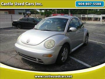 2001 Volkswagen New Beetle for sale in Jacksonville, FL