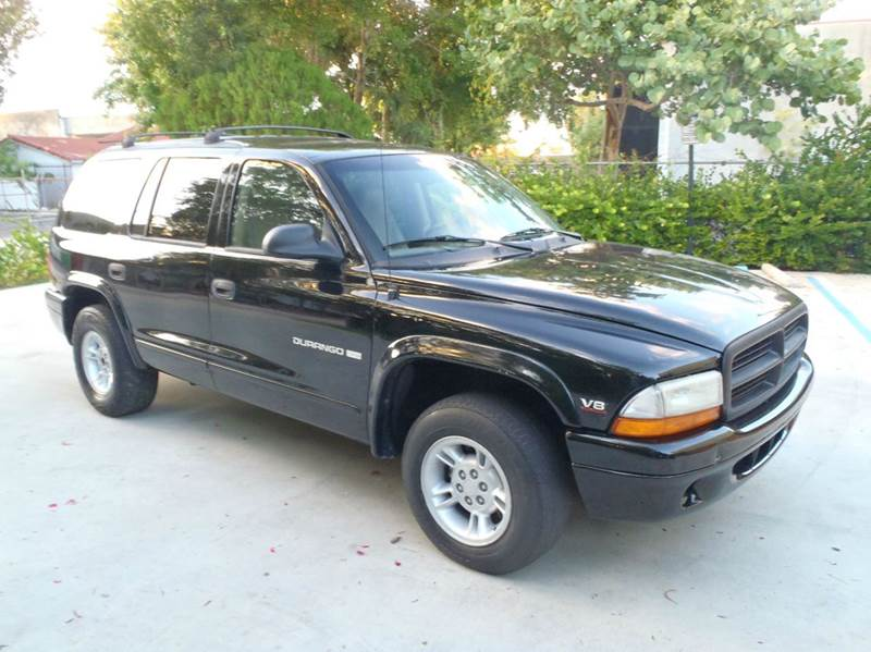 2000 dodge durango slt plus 4dr suv in fort lauderdale fl. Black Bedroom Furniture Sets. Home Design Ideas