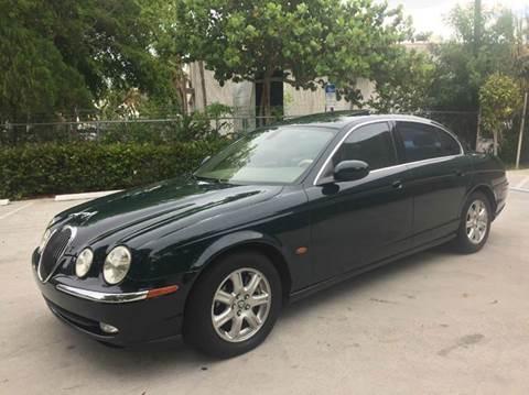 2004 Jaguar S-Type for sale in Fort Lauderdale, FL