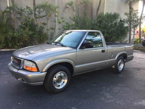 2001 GMC Sonoma for sale in Fort Lauderdale, FL