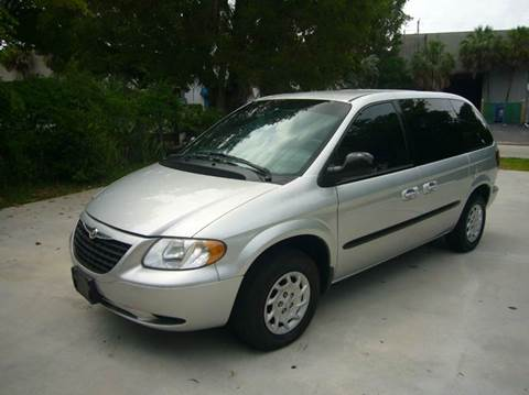 2002 Chrysler Voyager for sale in Fort Lauderdale, FL