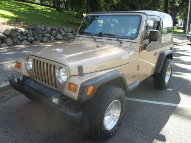 1999 jeep wrangler for sale in tacoma wa. Black Bedroom Furniture Sets. Home Design Ideas