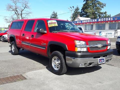 used diesel trucks for sale in tacoma wa. Black Bedroom Furniture Sets. Home Design Ideas