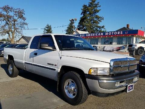 2001 dodge ram pickup 2500 for sale