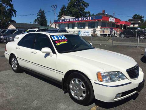 2000 Acura RL for sale in Tacoma, WA