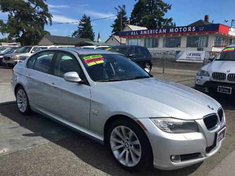 2011 BMW 3 Series for sale in Tacoma, WA