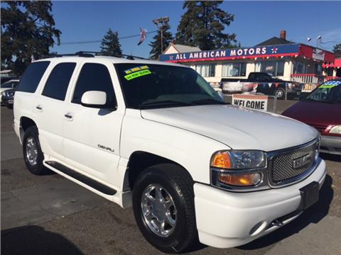 Gmc Yukon For Sale Utah Carsforsale Com