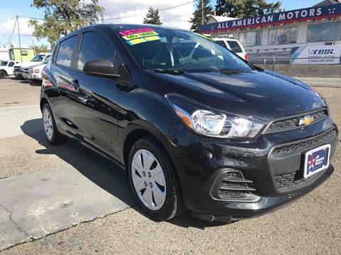 2016 Chevrolet Spark for sale in Tacoma, WA
