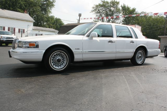 1997 Lincoln Town Car for sale in Evansville IN