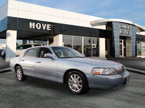 2009 lincoln town car for sale akron oh. Black Bedroom Furniture Sets. Home Design Ideas