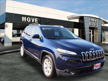 2016 Jeep Cherokee for sale in Bradley, IL