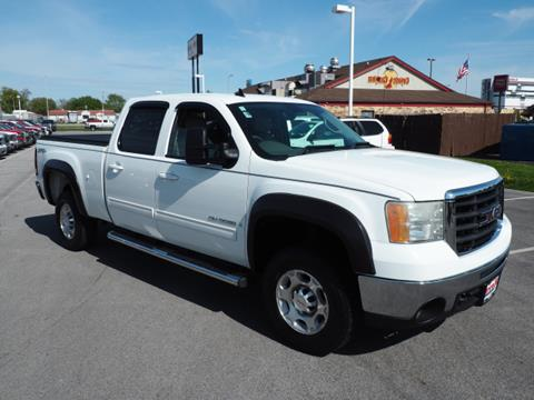 2009 GMC Sierra 2500HD for sale in Bradley, IL