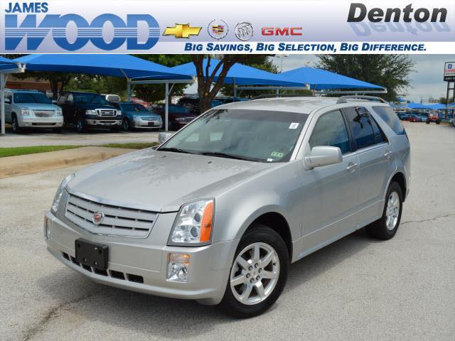 2007 Cadillac SRX for sale in Denton TX