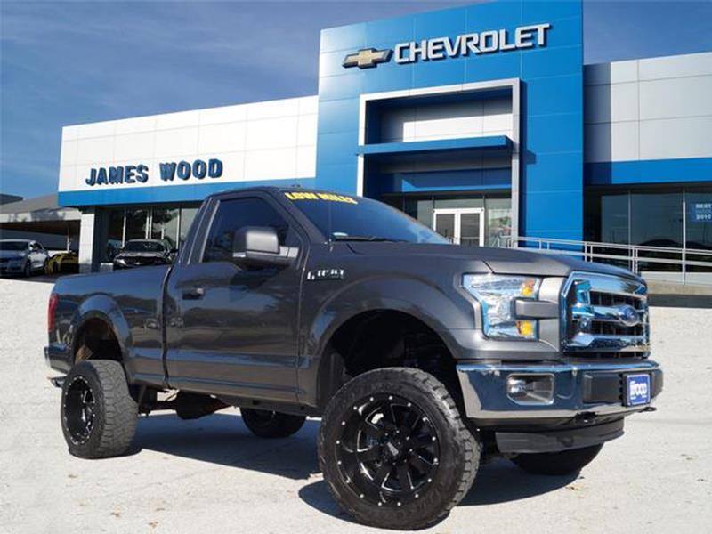 Used Ford Trucks For Sale In Denton Tx Carsforsale Com