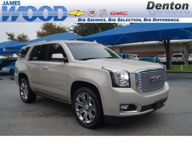 2015 Gmc Yukon For Sale Carsforsale Com