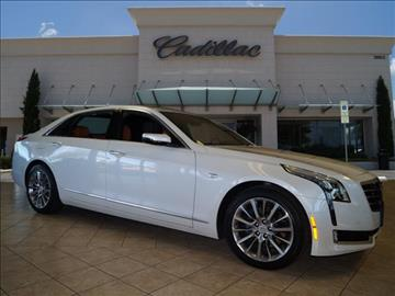 2016 Cadillac CT6 for sale in Denton, TX