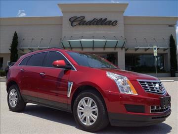 2015 Cadillac SRX for sale in Denton, TX