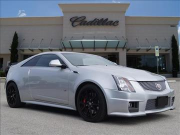 2013 Cadillac CTS-V for sale in Denton, TX