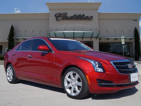 2016 Cadillac ATS for sale in Denton, TX
