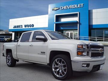 2014 Chevrolet Silverado 1500 for sale in Denton, TX