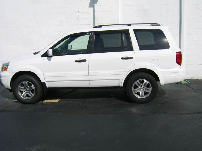 2005 Honda Pilot 4dr EX-L 4WD SUV w/Leather - Crystal Lake IL