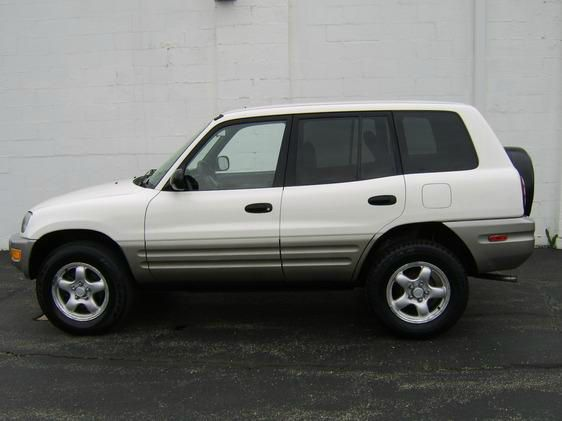 1998 Toyota RAV4 for sale in Crystal Lake IL
