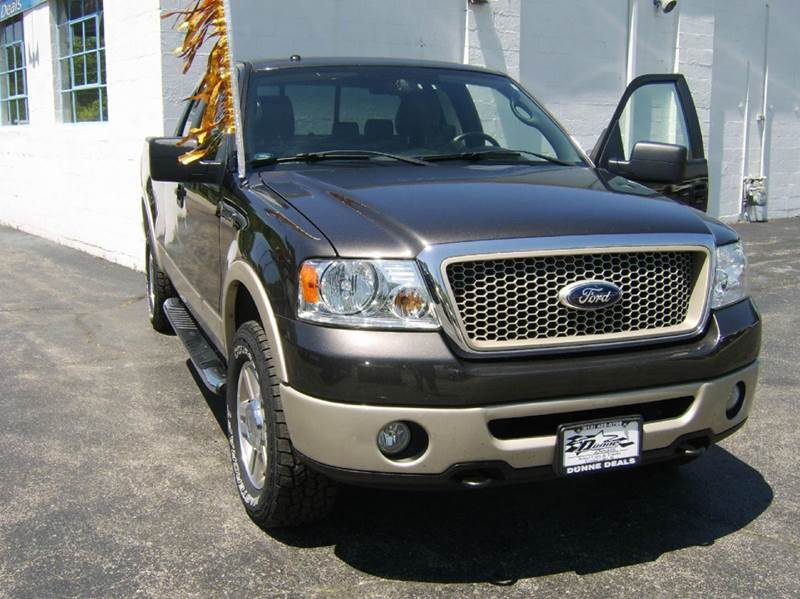 2007 Ford F-150 Lariat 4dr SuperCab 4WD Styleside 6.5 ft. SB - Crystal Lake IL