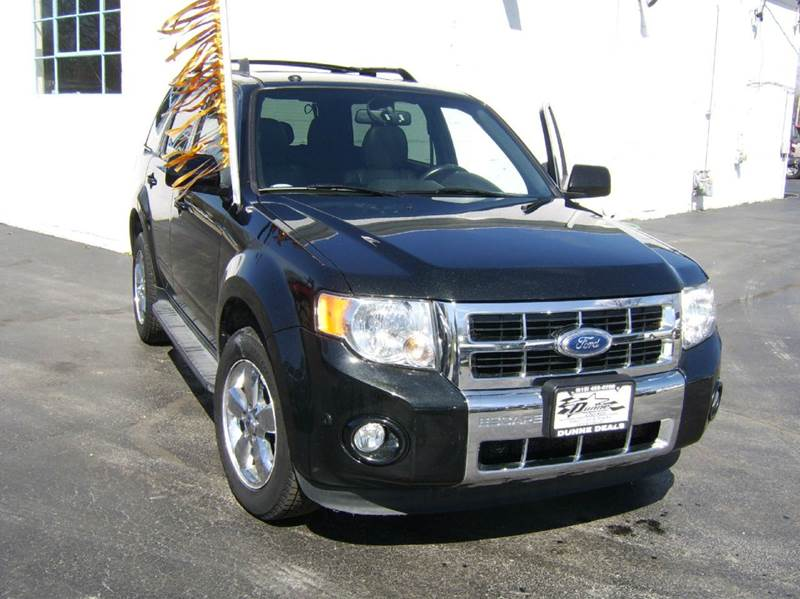 2011 Ford Escape AWD Limited 4dr SUV - Crystal Lake IL