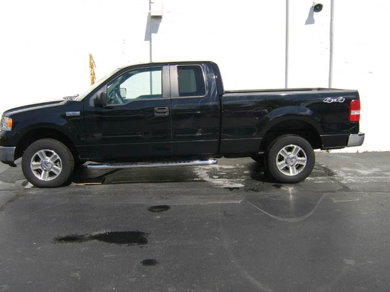 2007 Ford F-150 XLT 4dr SuperCab 4WD Styleside 5.5 ft. SB - Crystal Lake IL