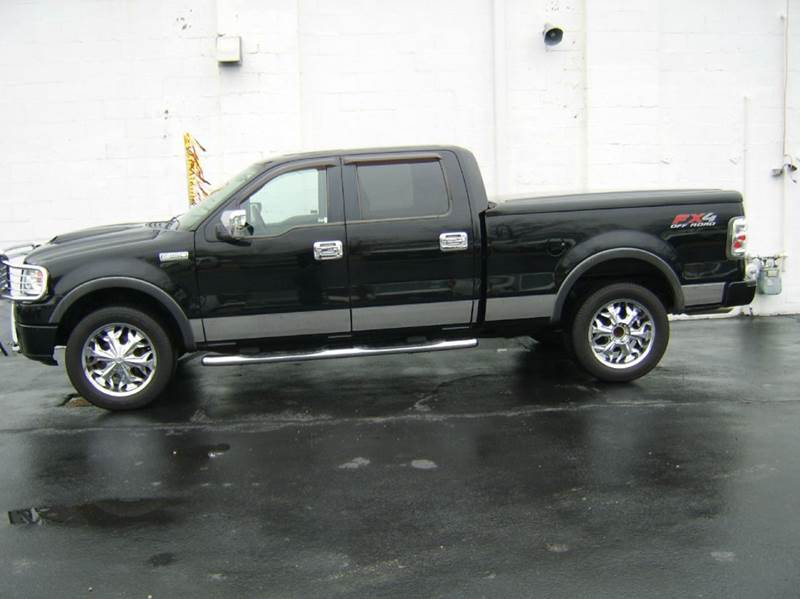 2006 ford f 150 fx4 4dr supercrew 4wd styleside 6 5 ft lb in crystal lake il dunne deals. Black Bedroom Furniture Sets. Home Design Ideas