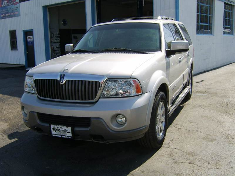 2003 Lincoln Navigator Luxury 4WD 4dr SUV - Crystal Lake IL