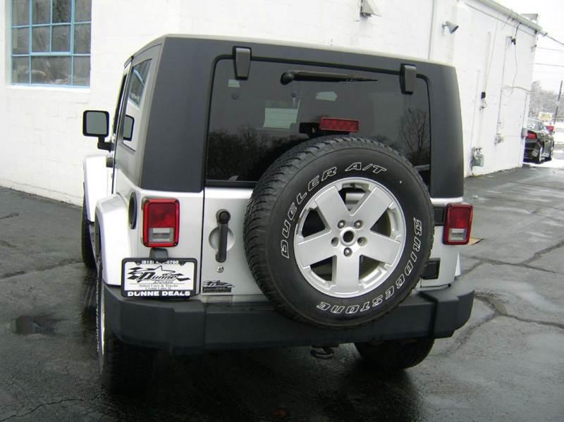 2007 Jeep Wrangler Sahara 4x4 2dr SUV - Crystal Lake IL