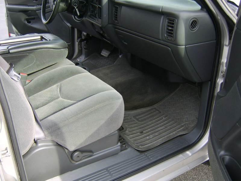 2005 Chevrolet Silverado 1500 4dr Crew Cab LS Rwd SB - Crystal Lake IL