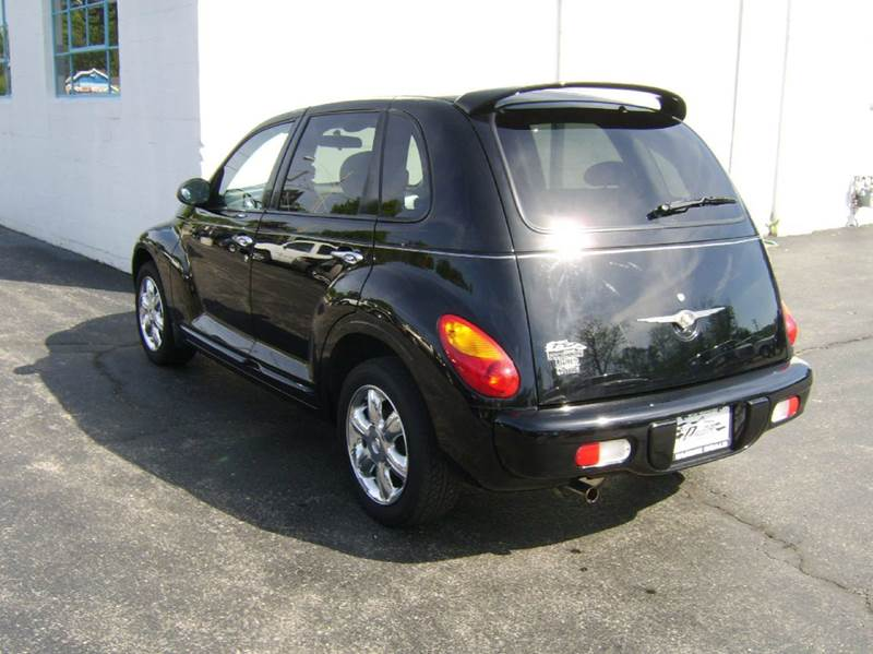 2004 Chrysler PT Cruiser Limited Edition 4dr Wagon - Crystal Lake IL