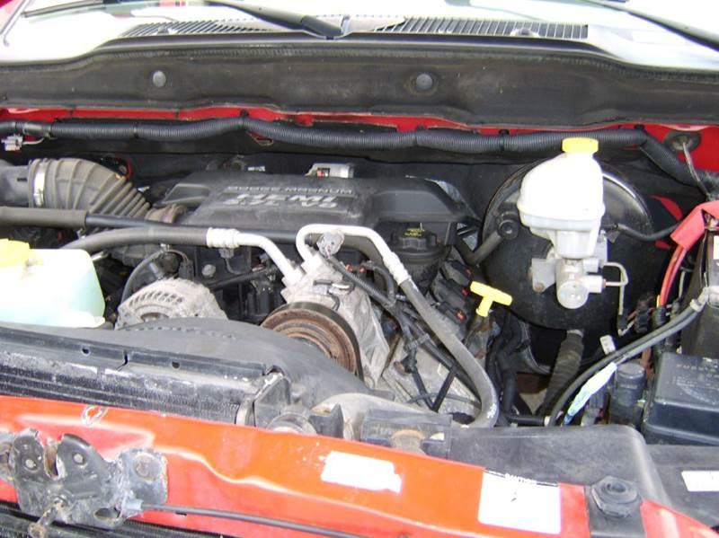 2005 Dodge Ram Pickup 2500 4dr Quad Cab SLT 4WD LB - Crystal Lake IL