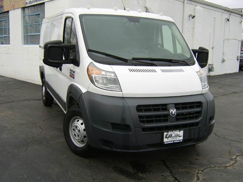 2015 RAM ProMaster Cargo 1500 136 WB 3dr Low Roof Cargo Van - Crystal Lake IL