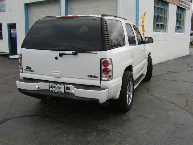 2003 GMC Yukon AWD Denali 4dr SUV - Crystal Lake IL