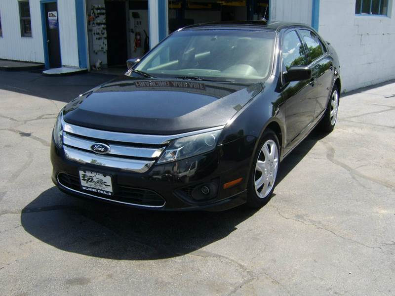 2010 Ford Fusion SE 4dr Sedan - Crystal Lake IL