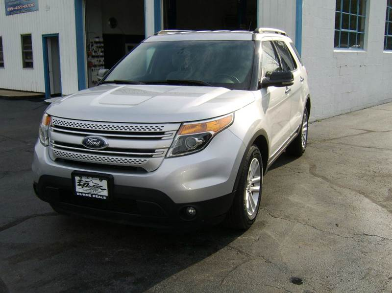 2012 Ford Explorer XLT 4dr SUV - Crystal Lake IL