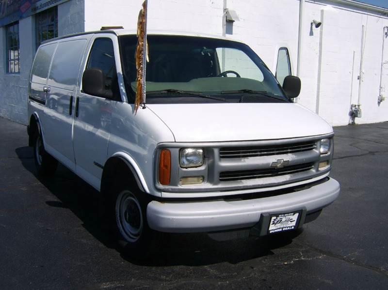 1999 Chevrolet Express Cargo 3dr G3500 Cargo Van - Crystal Lake IL