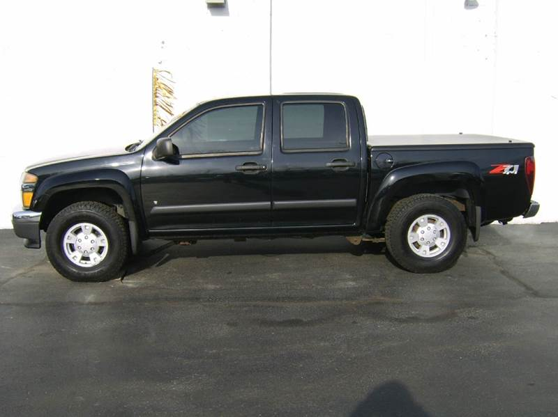 2006 Chevrolet Colorado LT 4dr Crew Cab 4WD SB - Crystal Lake IL
